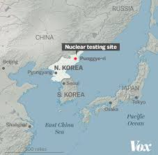 Fiji World Map by 3 Charts That Explain The North Korean Nuclear Tests Vox