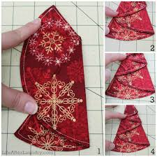 25 unique fabric ornaments ideas on fabric