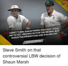 Shaun T Memes - i didn t think shaun marsh wasout itold for the review but him to