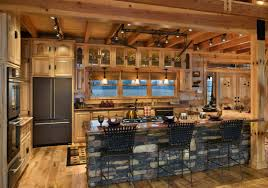 awesome kitchen interior design ideas with hardwood kitchen