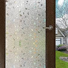 How To Frost A Bathroom Window Amazon Com D C Fix 346 0276 Decorative Self Adhesive Window Film