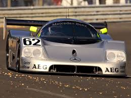 mercedes le mans mercedes celebrates 25 years from le mans 24 hours victory