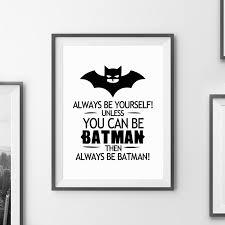 Batman Home Decor Online Buy Wholesale Black Mirror Batman From China Black Mirror