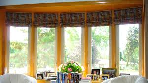 bow window blinds fitting at home ideas youtube