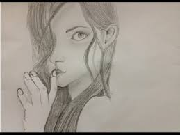 beautiful pencil sketch step by step tutorial ii learn to draw how