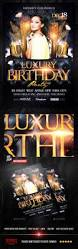 luxury birthday party flyer by redsanity graphicriver