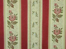 British Upholstery Fabric Curtain Fabric Upholstery Fabric Regency Stripe Wine
