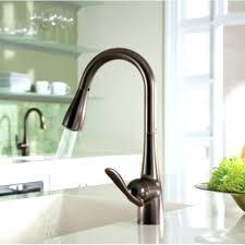 Moen Waterhill Kitchen Faucet Marvelous Moen Bronze Kitchen Faucet Shop Bronze 1 Handle Pull