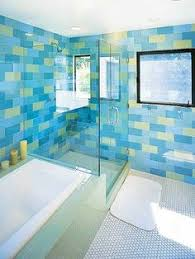 blue bathroom tile ideas 9 diy accent wall ideas to your home more
