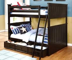 Bunk Bed With Steps Full Full Jordan Bunk Bed Rooms4kids