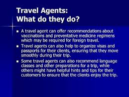 what do travel agents do images Travel agents travel agents who are they a travel agent is a jpg