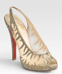 wedding shoes in sri lanka christian louboutin makes a fabulously retro wedding shoe lulu s