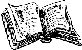open book words clipart clipartxtras