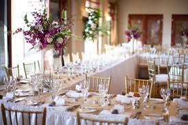 white gold and purple wedding purple and gold wedding reception elizabeth designs the