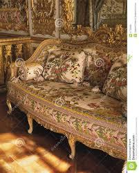 Schlafzimmer Queen Möbel Im Schlafzimmer Der Königin Marie Antoinette An Versailles