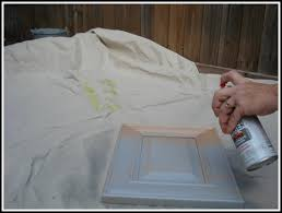Spray Paint Cabinet Doors Painting Your Cabinets Part 2 Time For Plan B Remodelingguy Net