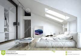 interieur chambre chambre à coucher architecturale à l intérieur de la maison blanche