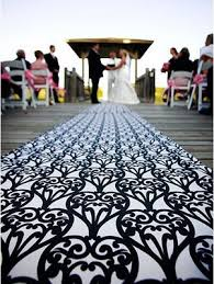 black aisle runner bespoke aisle runners events business sourcing