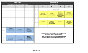 2017 metabolomics conference agenda
