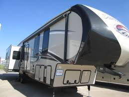 sandpiper travel trailer floor plans 2016 forest river sandpiper 371rebh f220cl by ppl