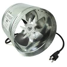 VenTech VT DF 8 DF8 Duct Fan 420 CFM 8
