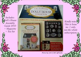 victorian dolls house collector issue 1 pack includes 1