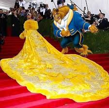 Yellow Meme - rihanna memes mock her met gala 2015 yellow gown hollywood life