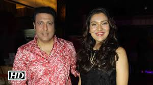 why govinda s changed name for debut