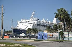 carnival paradise cruise ship sinking updated bahamas celebration cruise ship runs aground no danger of
