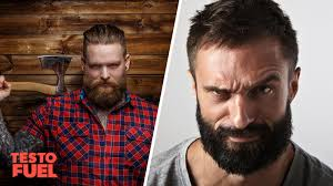 how dense should male pubic hair be does testosterone affect beard growth testofuel blog