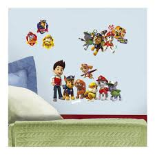 paw patrol wall decals discount designer fabric fabric com zoom paw patrol wall decals