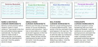 custom cursive worksheets mediafoxstudio com