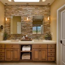 backsplash ideas for bathrooms best 25 stacked backsplash ideas on