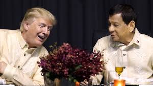 Kitchen Cabinet Malcolm Turnbull Trump Buddies Up To Duterte Doesn U0027t Highlight Human Rights Nbc4