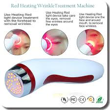 best handheld led light therapy device handheld pdt red infrared red led light photonic skin