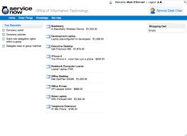 Help Desk Portal Examples Case Study Employee Self Service Portal Servicenow Wiki