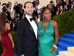 the love story of serena williams and alexis ohanian photos