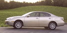 lexus es300 2002 2002 lexus es 300 overview cars com