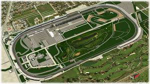 Map Indy Indianapolis Motor Speedway