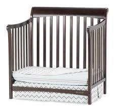 Dream On Me Ashton 4 In 1 Convertible Crib Black by Child Craft Ashton 4 In 1 Mini Convertible Crib Slate Toys
