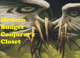 budget mtg modern conjurer u0027s closet deck tech 1 youtube