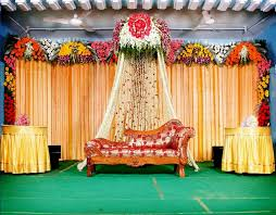 decorations for indian wedding awesome indian wedding stage decoration ideas stage decoration