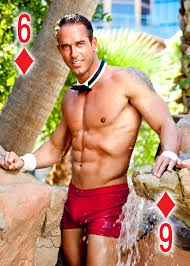 chippendales decks more than just a handsome deck
