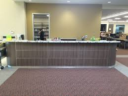 Building A Reception Desk Custom Reception Desks I E Cabinets
