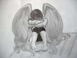 fallen angel by bluesun sketches on deviantart