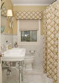 Roman Shades For Bathroom Bathroom Drapes Archives Drapestyle