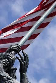 Iwo Jima Flag Raising Staged Travel Photo Of The Week 18aug11 Arlington Virginia Gwnunn Com