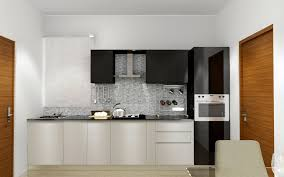 high gloss black kitchen cabinets living amazing modular small kitchen design ideas with brown
