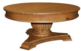 dining room wood tables lovely unfinished round coffee table with fresh pedestal wood