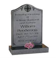 cost of headstones granite carved headstones uk